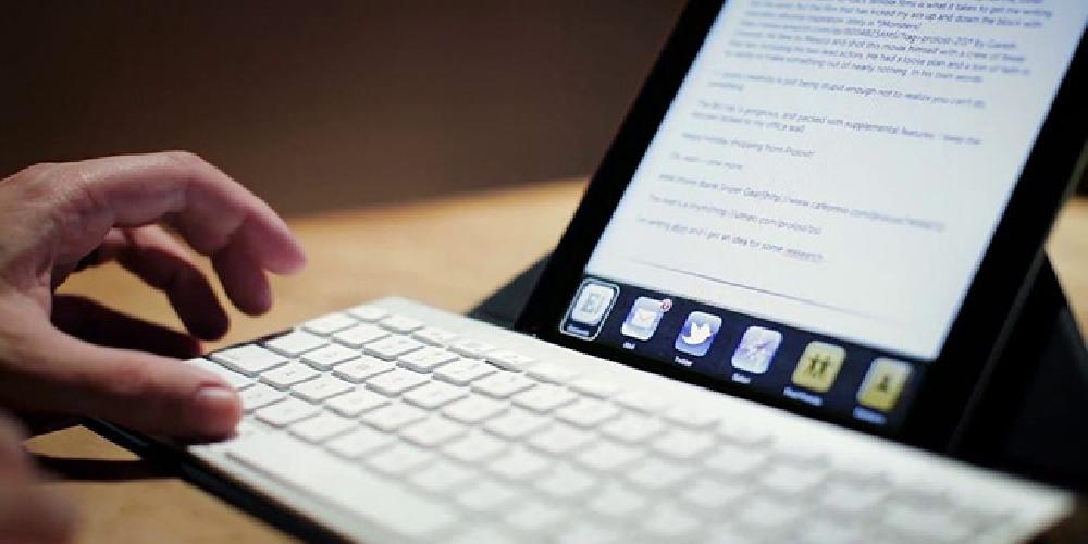 iOS 7 permite a los desarrolladores crear sus propios atajos de teclado para usar con teclados bluetooth