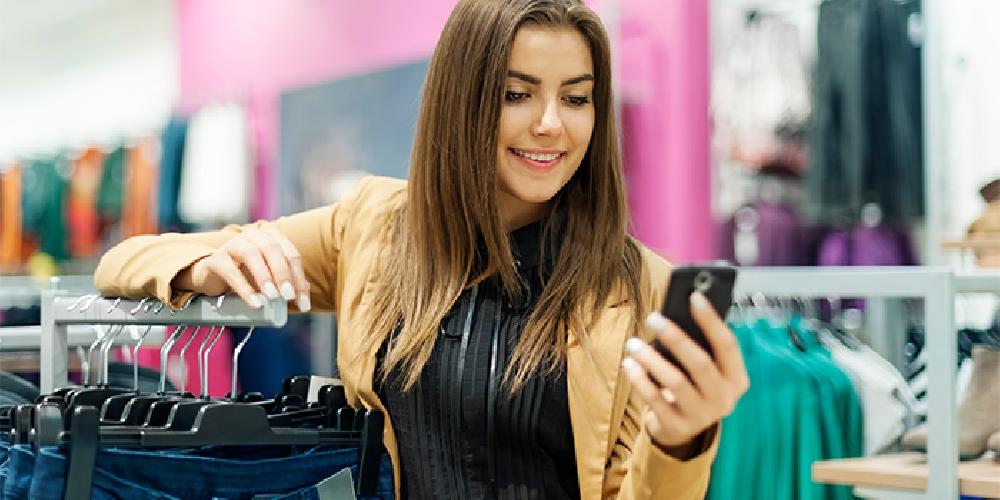 Los dispositivos móviles ya influyen sobre el 36% de las ventas en tiendas físicas