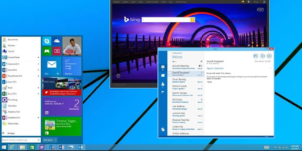 El Menú de Inicio podría estar de vuelta con Windows 8.2