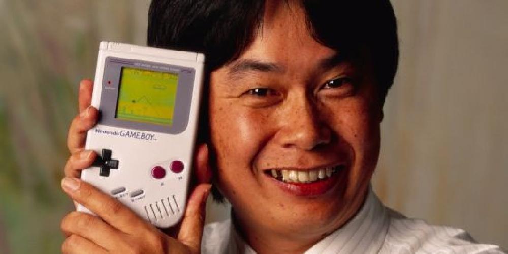 La GameBoy cumple 25 años
