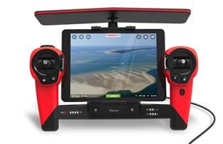 Parrot Bebop, la tercera generación de AR Drone llega con cámara y soporte Oculus Rift
