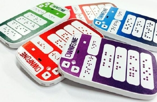 OwnFone es el primer teléfono Braille del mundo